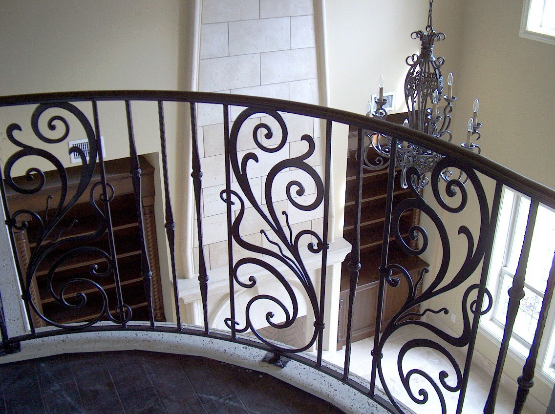 Ornamental Iron Wrought Iron Doors Stairs Gates In